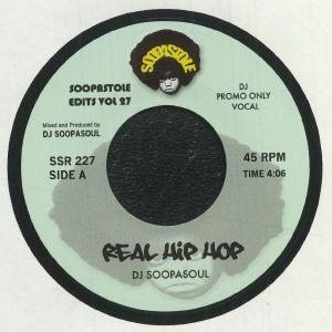 Dj Soopasoul - Real Hip Hop