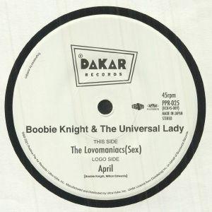 Boobie Knight & The Universal Lady - The Lovomaniacs (Sex)