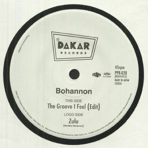 BOHANNON - The Groove I Feel