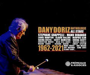DORIZ, Dany - Anthologie All Stars 1962-2021