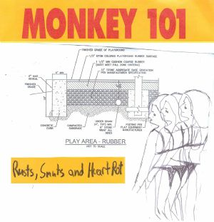 MONKEY 101 - Rusts Smuts & Heart Rot