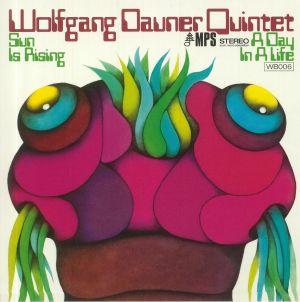 DAUNER, Wolfgang - Sun Is Rising