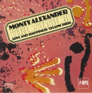 ALEXANDER, Monty feat ERNEST RANGLIN - Love & Happiness