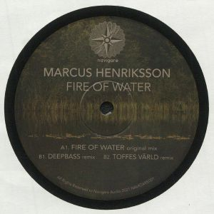 HENRIKSSON, Marcus - Fire Of Water