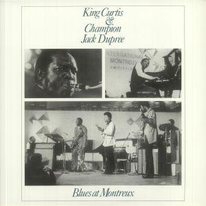 CHAMPION JACK DUPREE/KING CURTIS - Blues At Montreux 1971