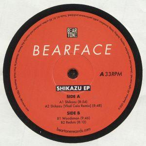 BEARFACE - Shikazu EP