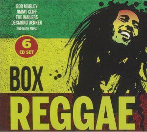 VARIOUS - Reggae Box
