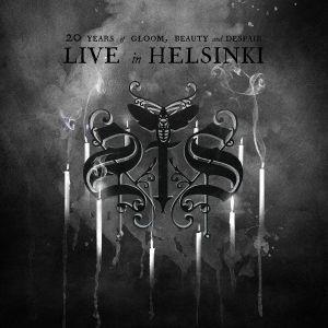 SWALLOW THE SUN - 20 Years Of Gloom Beauty & Despair: Live In Helsinki