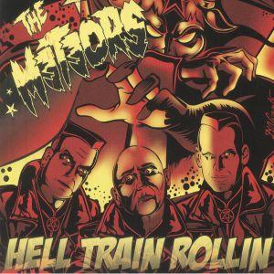 METEORS, The - Hell Train Rollin' (reissue)