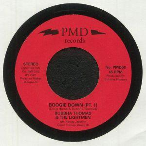 BUBBHA THOMAS/THE LIGHTMEN - Boogie Down