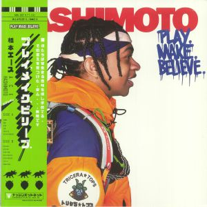 HASHIMOTO, Ace - Play Make Believe