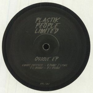 Marc Cotterell / Danny J Lewis - Grooves EP