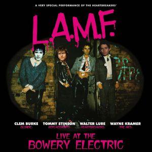 LURE/BURKE/STINSON/KRAMER - LAMF: Live At The Bowery Electric