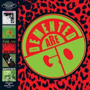DEMENTED ARE GO - Original Albums Boxset