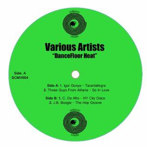 GONYA, Igor/THOSE GUYS FROM ATHENS/C DA AFRO/JB BOOGIE - Dancefloor Heat