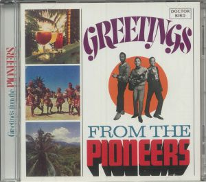 The Pioneers - Greetings From The Pioneers: Expanded Original Album
