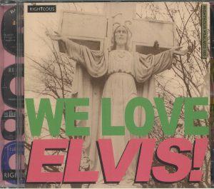 VARIOUS - We Love Elvis!