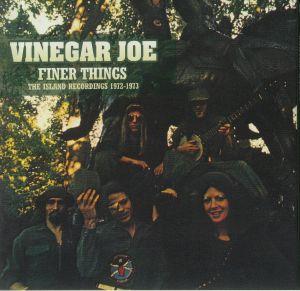 VINEGAR JOE - Finer Things: The Island Recordings 1972-1973