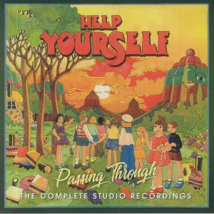 Help Yourself - Passing Through: The Complete Studio Recordings