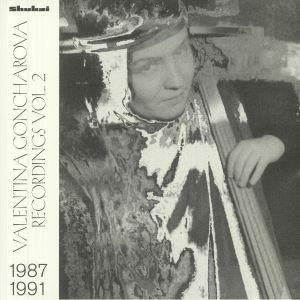 GONCHAROVA, Valentina - Recordings 1987-1991 Vol 2