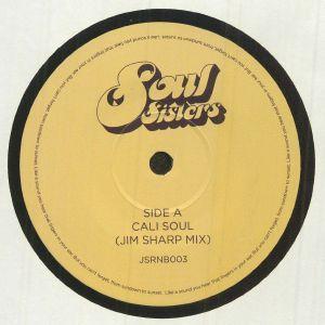 SHARP, Jim - Cali Soul