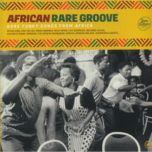 VARIOUS - African Rare Groove