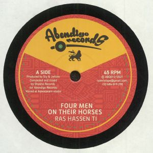 RAS HASSEN TI/RICO GAULTIER - Four Men On Their Horses
