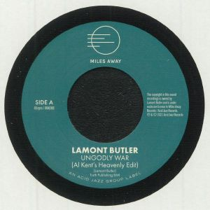 BUTLER, Lamont - Ungodly War