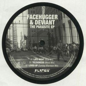 FACEHUGGER/DEVIANT - The Parasite EP