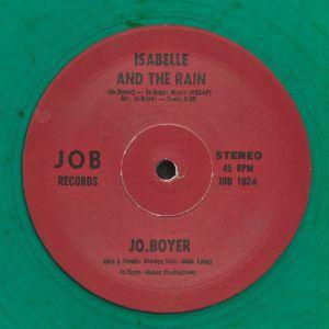BOYER, Jo - Isabelle & The Rain (reissue)
