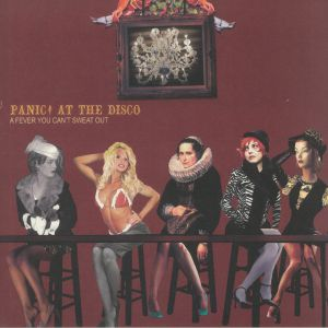 PANIC! AT THE DISCO - A Fever You Can't Sweat Out (25th Anniversary Edition)