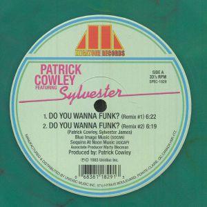 COWLEY, Patrick/SYLVESTER - Do You Wanna Funk?