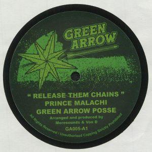 Green Arrow Posse / Prince Malachi / Jahno - GA Posse