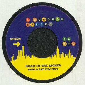 KOOL G RAP & DJ POLO/BILLY JOEL - Road To The Riches
