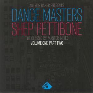 Arthur Baker / Shep Pettibone / Various - Arthur Baker Presents Dance Masters: The Shep Pettibone Master Mixes Vol One Part 2