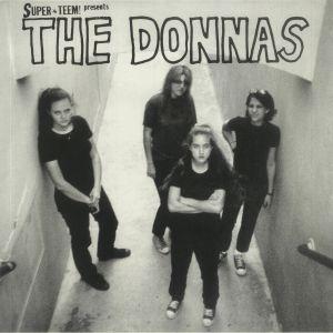 DONNAS, The - The Donnas (reissue)