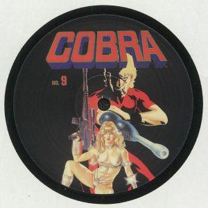 COBRA EDITS - Cobra Edits Volume 9