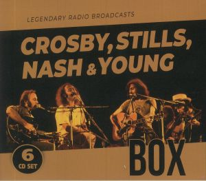 CROSBY STILLS NASH & YOUNG - Box