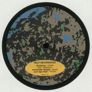 DJ POPUP/CK/MANMADE DEEJAY/NEW AGE MAN - Material