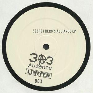 Secret Hero / Phil Kershaw / Rats On Acid / Luca Pointzero / Phil Kershaw - 303 Alliance Limited 003