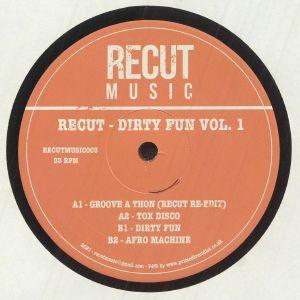 RECUT - Dirty Fun Vol 1