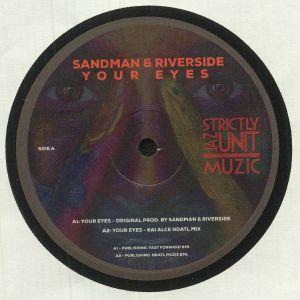 Sandman & Riverside - Your Eyes