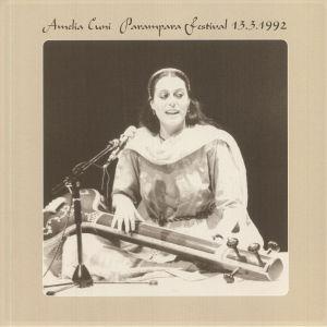 CUNI, Amelia - Parampara Festival 13.3.1992
