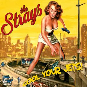 STRAYS, The - Cool Your Jets