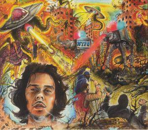 UFO FEV & VANDERSLICE - Enigma Of Dali