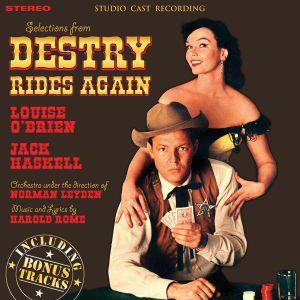 VARIOUS - Destry Rides Again (Soundtrack)