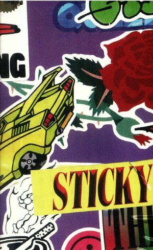CARTER, Frank & THE RATTLESNAKES - Sticky