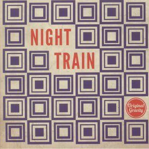 The Social Soul Stars / Junior Dell & The D-lites / The Regulators / Nestor Alvarez - The Night Train EP
