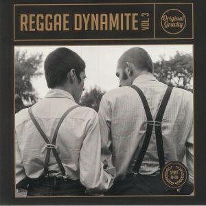 REGULATORS, The/BRENTFORD RD SOUL REBELS/WOODFIELD ROAD ALLSTARS - Reggae Dynamite Vol 3