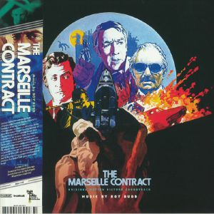 BUDD, Roy - The Marseille Contract (Soundtrack) (reissue) (B-STOCK)